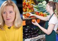 Rinkdamiesi daržoves būkite atsargūs: mokslų daktarė pasakė, kokie požymiai išduoda, kad jos nebetinkamos maistui