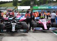 """Čempionišką bolidą nukopijavusi """"Formulės 1"""" komanda susilaukė griežtų sankcijų"""