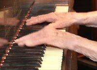 Šimtametė pianistė iš Lenkijos net negalvoja liautis groti