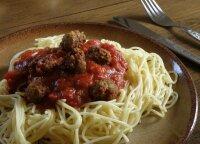 Gardus itališkų mėsos kukulių receptas
