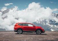 """Naujo """"Honda CR-V"""" testas: populiariausias pasaulyje, bet ne Lietuvoje"""
