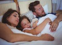Sparčiai populiarėjantis miego pagalbininkas – baltasis triukšmas: ką būtina žinoti apie galimus pavojus