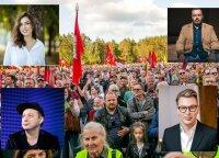 """Praūžęs """"Didysis šeimos gynimo maršas"""" liūdino ir piktino žinomus žmones: šitą šalį gali išgelbėti tik stebuklas"""