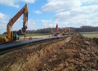 """VPT: """"Amber Grid"""" gali pasirašyti dujotiekio į Lenkiją statybos sutartį su """"Alvora"""""""