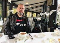 Andrius Užkalnis: mano šuo maitinasi geriau negu visa tavo šeima