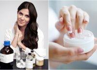 Ekspertė atsakė į amžiną klausimą, ar kosmetika gali padėti atsikratyti raukšlių