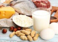 Baltymai: kodėl jų mums taip reikia ir kuo skiriasi augaliniai nuo gyvulinių