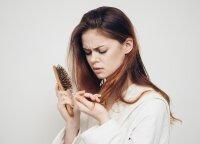 4 įpročiai, kenkiantys plaukų būklei