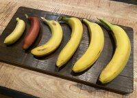Paragavo bananų iš skirtingų prekybos centrų ir išrinko skaniausius