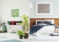 Specialistai pataria, kaip pigiai, bet jaukiai ir madingai įsirengti miegamąjį: svarbiausia – detalės