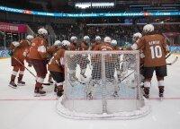 Jaunieji Lietuvos ledo ritulininkai dėl olimpinės bronzos kovos tarpusavyje