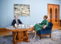 Estonian president to visit Lithuania on Friday