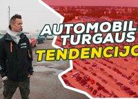 Kaip gyvuoja legendinis Kauno automobilių turgus?