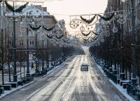 Naktį ir snigs, ir lis, galimas plikledis, įspėja kelininkai