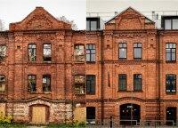 Feniksai, pakilę iš pelenų: pastatai-vaiduokliai, kuriuos prikėlė antram gyvenimui