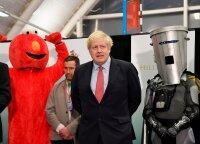 """""""Biržos laikmatis"""": Jungtinėje Karalystėje parlamento rinkimus laimėjo konservatoriai"""