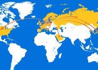 Pernai eksportuota 17,29 mlrd. EUR vertės lietuviškos kilmės prekių