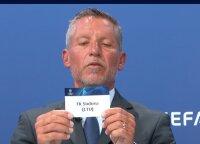 """UEFA Čempionų lygos atrankos burtai """"Sūduvą"""" suvedė su Estijos čempionais"""