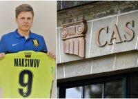 """""""Riteriai"""" laimėjo teismą prieš Šiaurės Makedonijos klubą ir bėglį iš Rusijos"""