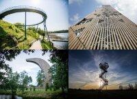 10 neįprastų apžvalgos bokštų Lietuvoje