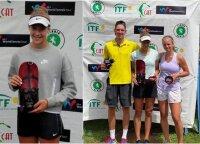 Finale Kenijoje – 15-metės Paukštytės triumfas
