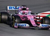 """Į """"Formulę 1"""" grįžta pusę amžiaus negirdėtas vardas"""