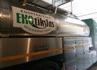 Kooperatyvas sugalvojo kaip išlikti – pirko pienovežius, kad pats galėtų eksportuoti pieną