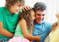 Jeigu sūnus būtų buvęs paprastas vaikas, mes niekad apie tai nebūtume susimąstę