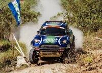 """Antrajame """"Andalucia Rally"""" greičio ruože Vaidotas Žala – ketvirtas"""
