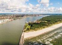 Iš Nidos ir Palangos šešėlio išsivaduojanti Klaipėda: į ją traukia net emigrantai