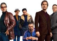 """Filmo """"Džentelmenai"""" recenzija: geriausias Guy'aus Ritchie'io filmas per pastaruosius 10 metų"""