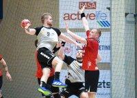 Rankinio lygos pusfinaliuose – Alytaus ir Vilniaus rankininkų pergalės