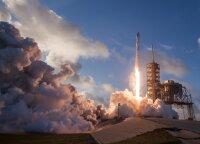 """Dar viena istorinė akimirka: Musko """"Falcon 9"""" į orbitą iškels lietuvių palydovą"""