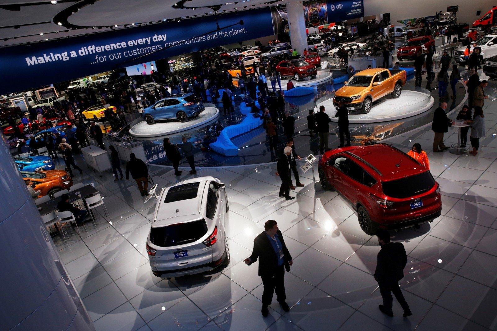 Auto prekybos galimybės,