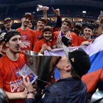 Maskvos CSKA krepšininkai – Eurolygos čempionai