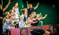 Europos jaunučių čempionatas: Lietuva - Vokietija