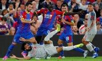 Mohamedas Salah, Crystal Palace – Liverpool