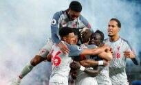 Premier lyga: Crystal Palace - Liverpool