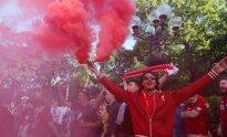 Čempionų lygos finalas: Real - Liverpool