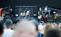 Guns N' Roses koncertas Taline