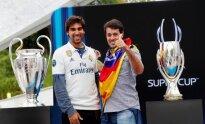 Supertaurės mūšis Estijoje: Madrido Real - Madrido Atletico