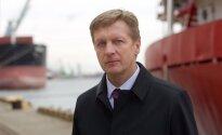 DELFI TV Gyvai. Klaip�dos uostas: kaip jis keisis ir k� ketinama daryti?