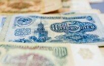 Soviet rubles