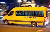 Savivaldybėms bus išdalinti 35 mokykliniai autobusai