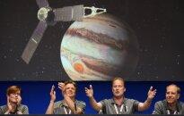 """NASA zondo """"Juno"""" siunčiami duomenys glumina tyrėjus"""