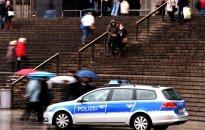 Vokietijos mieste kilo panika dėl bomba palaikyto sekso žaisliuko