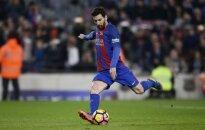 """La Liga, Lionelis Messi pelno antrąjį """"Barcelona"""" įvartį"""