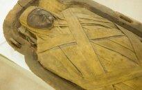 Mumijų kompiuterinė tomografija