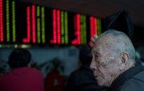 """""""Biržos laikmatis"""": po D. Trumpo komentarų krito dolerio kursas, kilo obligacijų kainos"""