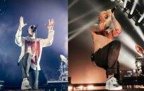 """Iš gyvenimo pasitraukė """"Linkin Park"""" lyderis"""